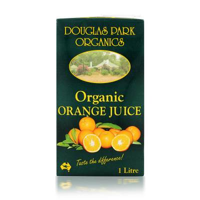 Organic Australian Produce
